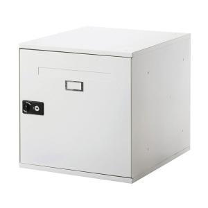 (同梱・代引不可)サンワサプライ 宅配ボックス&ロッカー DB-LBOX500W|fuki-fashion