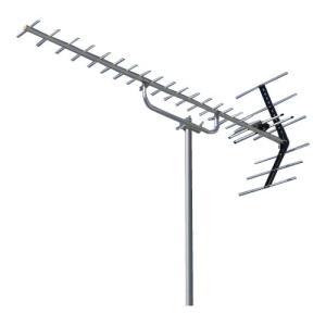 日本アンテナ 地デジアンテナ 家庭用屋外UHFアンテナ(13〜52ch受信用) AU20FR(F型)|fuki-fashion