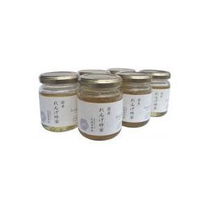 (同梱・代引不可)近藤養蜂場 国産れんげ蜂蜜 140g×6個セット fuki-fashion
