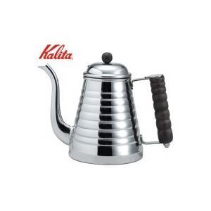 注ぎ口が細いコーヒーポット。