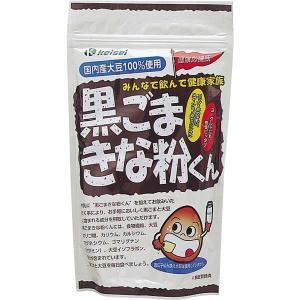 (同梱・代引不可)ケイセイ 黒ごまきな粉くん (400g)×5個|fuki-fashion