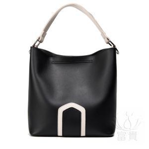 カバン 鞄 レディースショルダーバッグ 手提げバッグ バケツバッグ  2WAY 通勤  大容量 斜め掛け カジュアル アウトドア 旅行 無地 シンプル|fuki-fashion