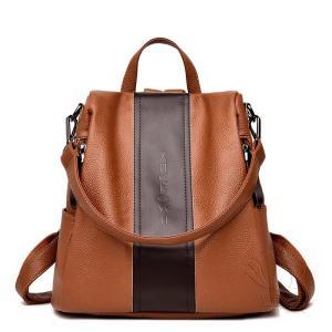 カバン 鞄 レディースショルダーバッグ バッグパック サマーバッグ 軽量 おしゃれ 大容量 収納力 アウトドア 人造PU シンプル 可愛い 通学 通勤|fuki-fashion