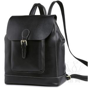 カバン 鞄 本革 ショルダーバック バックパック リュックバック ブラウン 肩掛け ipad/mini 対応 斜め掛け 2WAY 外ポケット レトロ風 通勤|fuki-fashion