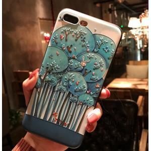 iPhoneケース アイフォン8ケース アイフォン8PLUS アイフォンX アイフォン7 アイフォン7PLUS かわいい おしゃれ ジャケット プリント 浮き彫り|fuki-fashion