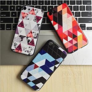 iPhoneケース アイフォン8ケース アイフォン8PLUS アイフォンX アイフォン7 アイフォン7PLUS おしゃれ ジャケット プリント 浮き彫り 抽象的|fuki-fashion