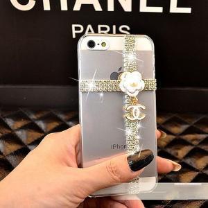 iPhoneケース アイフォンケース IPHONE8ケース IPHONE7ケース アイフォン8 アイフォン7 ケース おしゃれ 高級感演出 デコレーションケース デコケース キラキラ|fuki-fashion