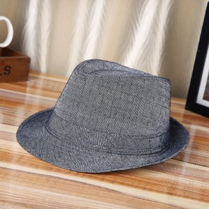 中折帽子 メンズ 春夏秋 紫外線対策 北欧風 レトロ 紳士 通気性良い シンプル マリン 海、砂浜 地味 カジュアル コーディネートしやすい フェス fuki-fashion