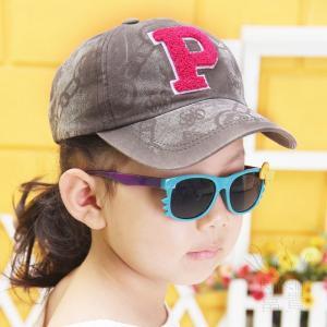 キッズ 春 秋 カジュアル ベースボールキャップ 韓国語版の子供用帽子、韓国の新しい帽子、子供の帽子、新しい子供の帽子、新しい帽子 fuki-fashion