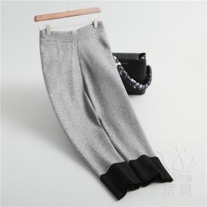 ニット セーター ズボン レディース テーパードパンツ 無地 スポーティー 通勤 春秋 ゆったり おしゃれ|fuki-fashion