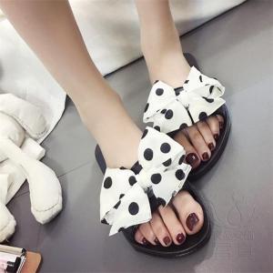 サンダル ビーチサンダル ミュール 靴 花飾り オシャレ 履きやすい ビーサン  ローヒール 滑り止め オフィス 可愛い シンプル 室内 痛くない|fuki-fashion