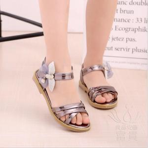 サンダル ミュール オープン トー 靴 リボン 子ども 靴 履きやすい キラキラ 軽い 蝶結び  可愛い 履き心地  親子コーデ  痛くない  歩きやすい 滑り止め|fuki-fashion