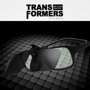 メガネの外にかけるサングラス 偏光タイプ ポリス 高品質 レディース サングラス UV400対応 ケース付き UVカット 紫外線カット Sunglass fuki-fashion
