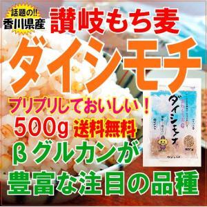【メール便・送料無料】 ダイシモチ(讃岐もち麦) 500g...