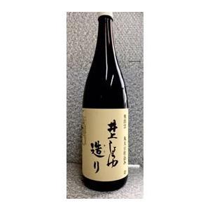 井上手造りじょうゆ(大) fukinoto