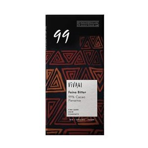 Vivani オーガニックエキストラダークチョコレート(99%)|fukinoto