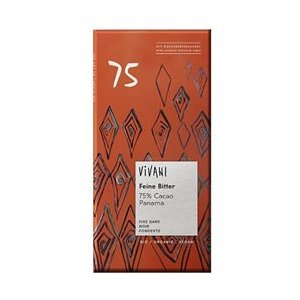 Vivani オーガニックダークチョコレート(75%)|fukinoto