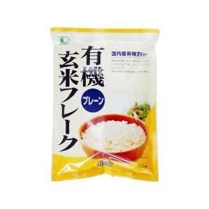 ムソー有機玄米フレーク・プレーン|fukinoto