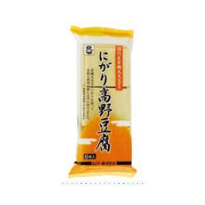 国内産有機丸大豆にがり高野豆腐 fukinoto
