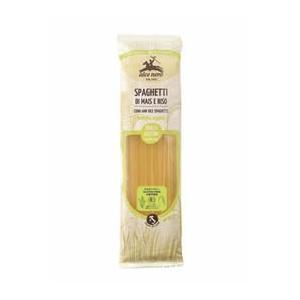 イタリア産の有機とうもろこしとイタリア産の有機米からつくられた小麦不使用のパスタ。有機JAS・EU有...
