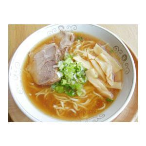 100%有機小麦ラーメン(醤油)|fukinoto