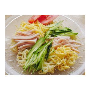 冷やし中華・醤油味|fukinoto