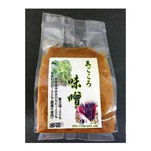 真ごころ味噌(750g・1個)|fukinoto