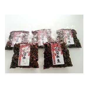 哲人秀さんの小豆水煮(5パック)|fukinoto