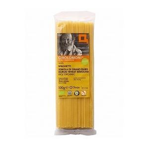 ジロロモーニ デュラム小麦 有機スパゲッティ 500g fukinoto