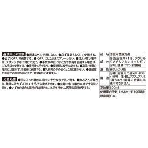 業務用スカッと浴室洗浄 浴室洗剤 水アカ 石けんカス 皮脂汚れ 弱アルカリ性|fuku-kitaru|14