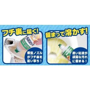 徳用キバミおちーる 1000ml トイレ 便器 尿石 トイレ洗剤 黄ばみ|fuku-kitaru|06