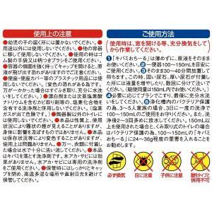 徳用キバミおちーる 1000ml トイレ 便器 尿石 トイレ洗剤 黄ばみ|fuku-kitaru|08