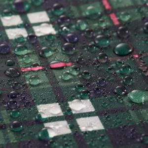 英国調チェックレインポンチョ レディース はっ水 雨 レインコート/ネコポス可(送料240円)1配送につき1点まで/コンパクト 自転車 かっぱ|fuku-kitaru|06