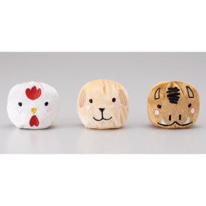 コロコロ十二支おてだま 刺繍 干支 お手玉遊び おじゃみ お手玉|fuku-kitaru|05