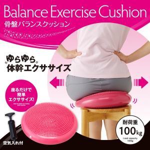 骨盤バランスクッション 体幹 トレーニング 運動 エクササイズ fuku-kitaru