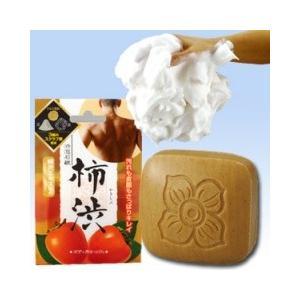 渋泡せっけん ボディ用 柿渋配合 ハッカの香り fuku-kitaru