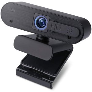 WEBカメラ ウェブカメラ USBカメラ マイク内蔵 エレコム elecom ブラック WEBCAM-101BK fukubookstore