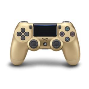 PS4 コントローラー dualshock 4 CUH-ZCT2J14 ゴールド fukubookstore