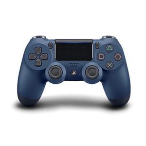 PS4 コントローラー dualshock 4 CUH-ZCT2J22 ミッドナイトブルー fukubookstore