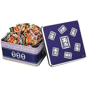 笑点 雷おこし缶 200g入り×2缶セット|fukubookstore