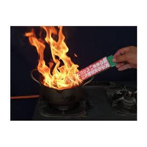 送料無料! Fitech 天ぷら油用消火剤「箱のまま入れるだけ」消火器 ファイテック fukubookstore