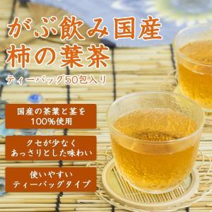 柿の葉茶 かきの葉茶 ノンカフェイン 茶 健康茶 国産 送料...