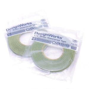 オアシス防水テープ(グリーン) 12mm|fukuchan-hanazakka