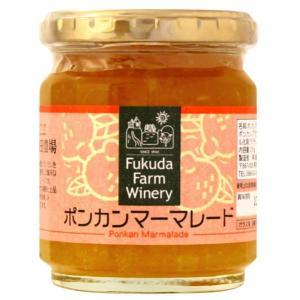 ポンカンマーマレード レギュラーサイズ 215g|fukuda-farm