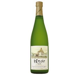 福田農場オリジナルフルーツワイン 甘夏サングリアセレクタ 白 720ml|fukuda-farm