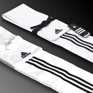 剣道 adidas 3本入れ 竹刀袋 <ネーム刺繍3文字まで無料> fukudabudogu