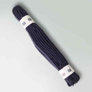 【送料無料】胴紐<並み・紺染め> ごく一般的な胴紐です 剣道防具用|fukudabudogu