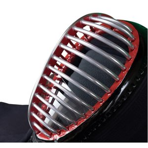 剣道マスク コロナ対策 飛沫軽減用 (ポリカーボネートプレート)&剣道マスク専用 飛沫吸収カバー コロナ感染リスクを低減|fukudabudogu