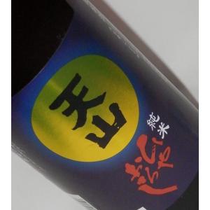 天山 ひやおろし 純米酒 720ml 天山酒造|fukudasaketen