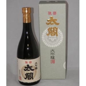 聚楽太閤 大吟醸酒 720ml 鳴滝酒造の商品画像|ナビ